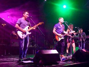 Eddie Skiba Band - Cairns Esplanade, Commonwealth Games Festival