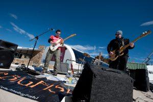 The Big Fish - On Snow Gig, Mt.Buller VIC