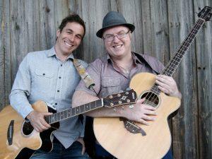 Woz 'n' Col Acoustic Duo