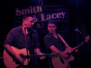 Woz 'n' Paul (Smith & Lacey)- Pint On Punt, Windsor VIC