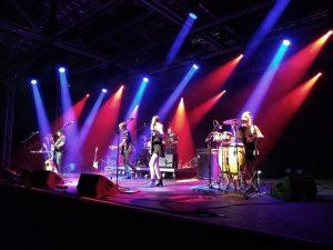 Eddie Skiba Band - The Tanks Cairns QLD