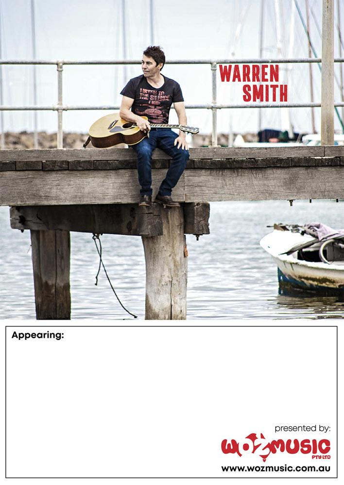 Warren Smith Poster