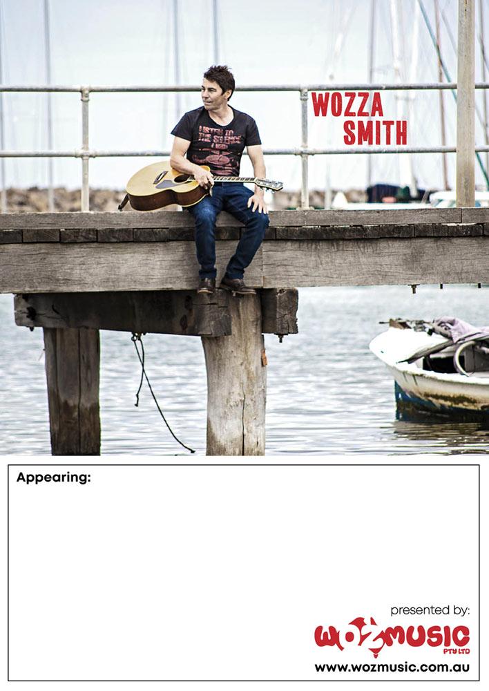 Wozza Smith Poster